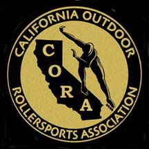 Logo for California Outdoor Rollerskating Association